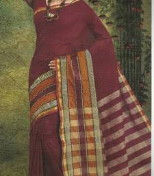 COTTON SAREE - PANKHURI shop online