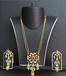 Buy jadtar necklace-set online