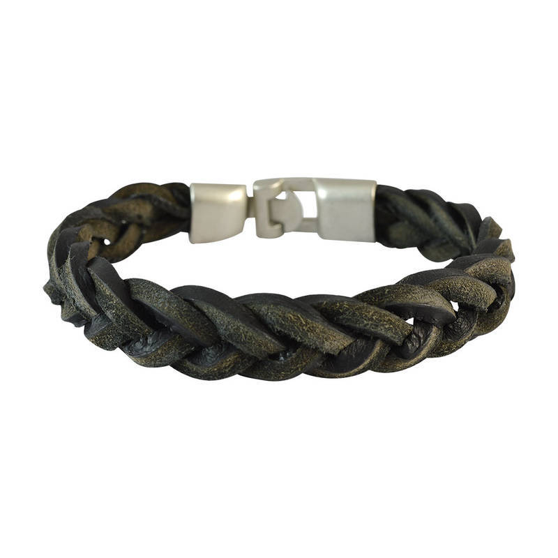 leather bracelet for men - photo #11
