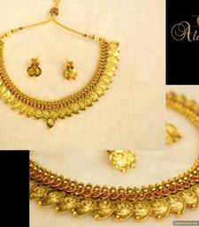 Buy Traditional Necklace Set 6 Necklace online