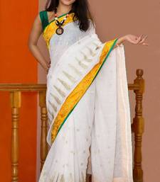 Buy Jute Magic  jute-saree online