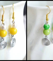 Fruity Colourful Earrings