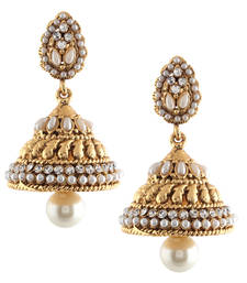 Buy Ethnic Indian Bollywood Fashion Jewelry Traditional Jhumka Earrings jhumka online