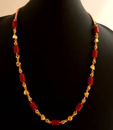 Buy Short coral necklace Necklace online