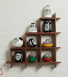 buy wall decor with miniature pots other home accessory online