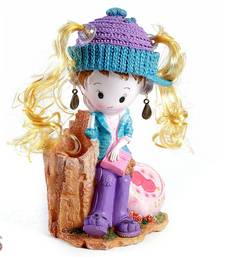 Buy Heart Touching Ceramic Doll stationery online