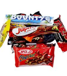 Imported Assortment Chocolate Gift Pack 400 Gm Deepawali Special Gift 106 shop online