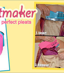 Buy Amazing saree pleatmaker gifts-for-her online