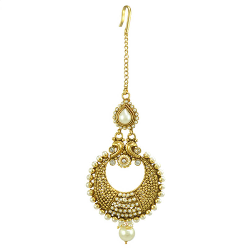 Buy Ethnic Indian Bollywood Fashion Jewelry Gold Tone