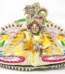 Buy Ladoo Gopal, 8'' Seven Day Shringar religious-item online