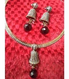 Buy Secret Necklace Set-Aliff Lailaa-110172 Necklace online