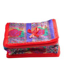 Buy Multicolour plain jewellery-box jewellery-box online
