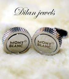 Buy Mont Blanc Silver Cuffs gifts-for-him online