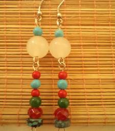 Buy Bundle of Colors Earrings3-Aliff Lailaa-0106 danglers-drop online