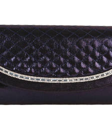 Buy Navy Wedding Clutch clutch online