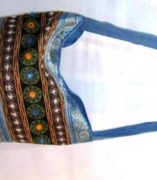 Buy Cotton hand bag tote-bag online