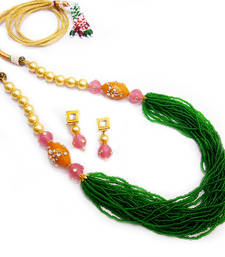 Buy ELEGANT CHIRR MAALA NECKLACE Necklace online