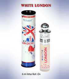 Buy AL NUAIM WHITE LONDON 6ML ROLL ON gifts-for-him online