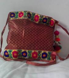Buy HANDMADE POTLI BROCADE_54 potli-bag online