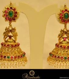 Buy Fancy Jhumkas 21 jhumka online