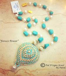 Buy Pdz - Ferozi Power Necklace online