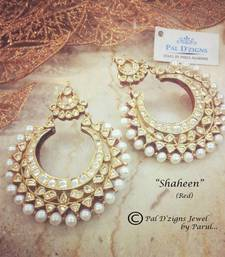 "Buy ""Shaheen"" - Bollywood Balla danglers-drop online"