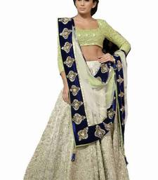 Buy Designer Replica Lehenga Choli net-saree online