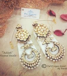 Buy Adaah Chand Baala  Earring online