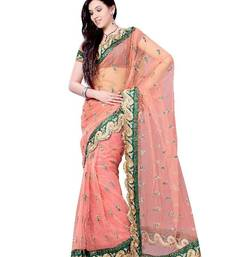 Buy Celestial Casual Wear Saree with Fancy Fabric by DIVA FASHION-Surat net-saree online