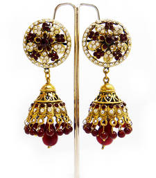 Buy ETHNIC EARINGS danglers-drop online