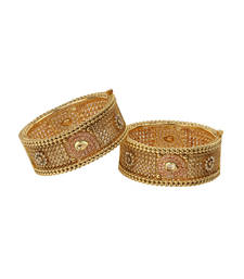 Buy Chunky gold bangles bangles-and-bracelet online