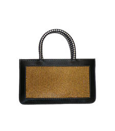 Buy Diamond Infused Handbag (Black) handbag online