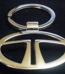 Buy SuperDeals Tata Full Metal Key Chain key-chain online