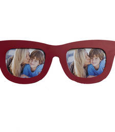 Buy Brown Goggles Shape Collage Photo Frame housewarming-gift online