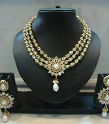 Buy Design no. 10b.1471....Rs. 3950 necklace-set online