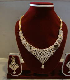 Buy Design no. 12.621....Rs. 11000 necklace-set online