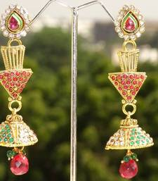 Buy Antique earrings danglers-drop online