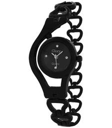 Buy Glory Stylish Black Chain Ladies Wrist Watch gifts-for-her online