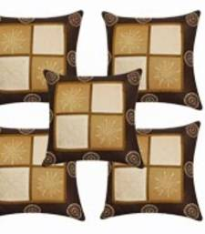 Buy Furniture Matching Cushion Cover-set of 5 pillow-cover online