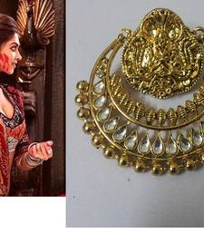 Buy ramleela earrings (similar like deepika worn) Earring online