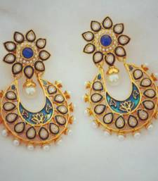 Buy Stunning Blue Earrings Earring online