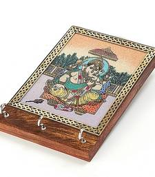 Buy Real Gem Stone Key Holder-003 wall-art online