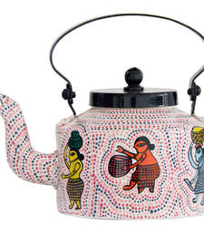 Buy Women of the world hand painted kettle tea-kettle online