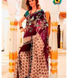 Buy Royal Heritage 4270 viscose-saree online