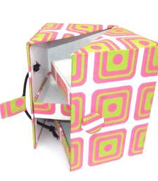 Buy Hand-made Paper Jewellery Box stationery online