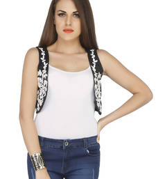 Buy Black bengal silk other-apparel top online