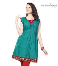 Buy Vendee Lifestyle new  arrival kurtis (K02-04) kurtas-and-kurti online