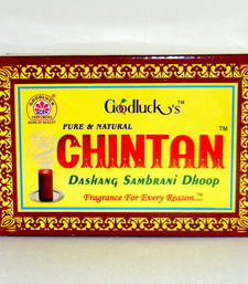 "Buy Dhoop - ""Chintan Dashang Sambrani"" Highly Soothing other-home-accessory online"