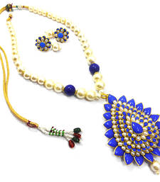 Buy Elegant Pacchi Necklace Set necklace-set online