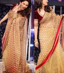 Buy Madhuri Dixit Jaal Bollywood Replica Saree madhuri-dixit-saree online